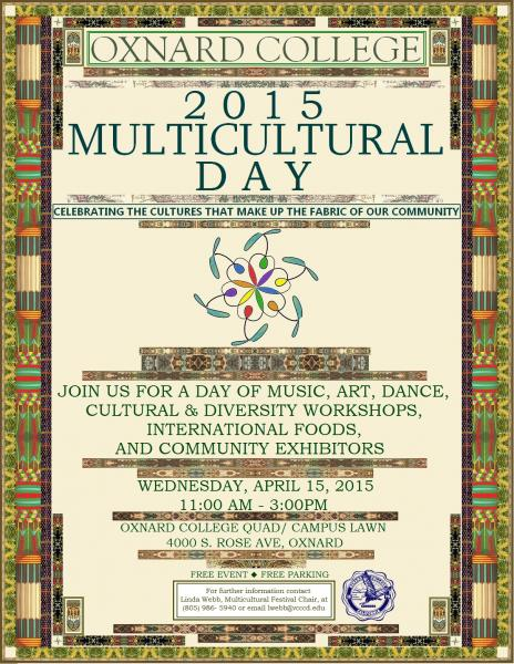 2015 Oxnard College Multicultural Day